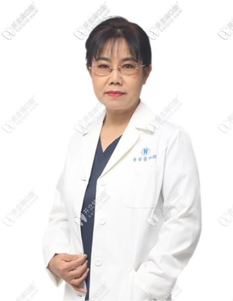 牙管家口腔北京总院主任医师董枫莲