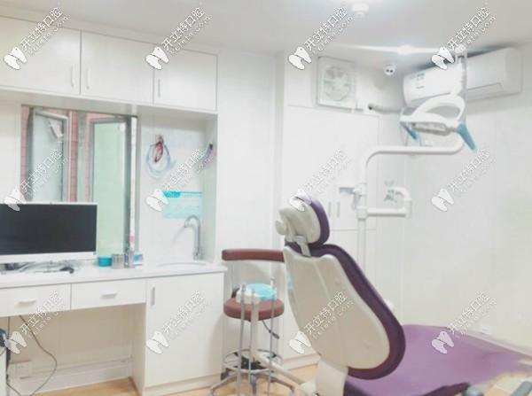 深圳五一齿科独立治疗室环境