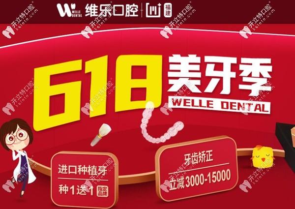 省钱啦!福州口碑较好的牙科做瑞典NEOSS亲水种植牙降价4千多