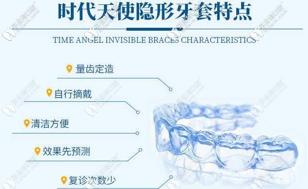 u1s1深圳时代天使隐形矫正牙套的费用,1万多真的能做了...