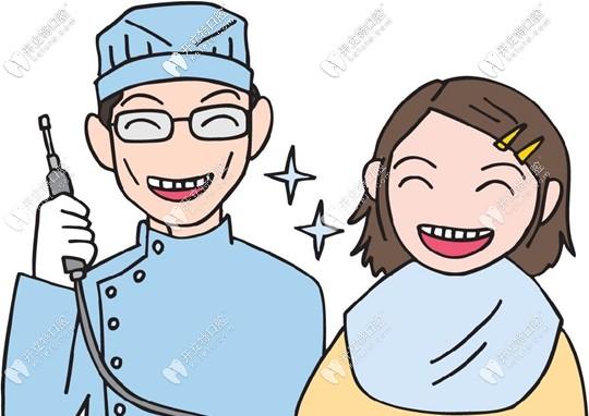 牙周翻瓣植骨的术后注意事项