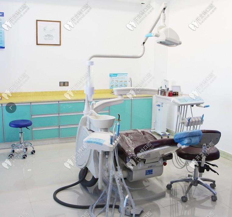 德柏牙科诊室