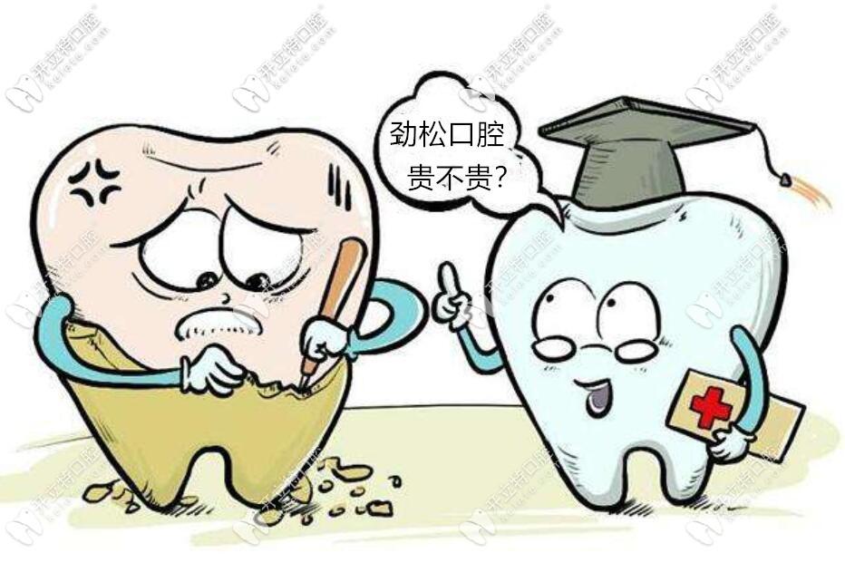 北京劲松口腔医院贵吗?你关心的价格问题在这能找到答案