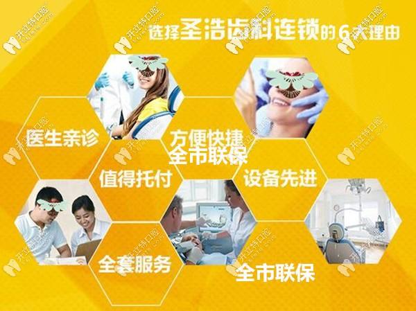 选择在深圳圣浩齿科看牙的6大理由