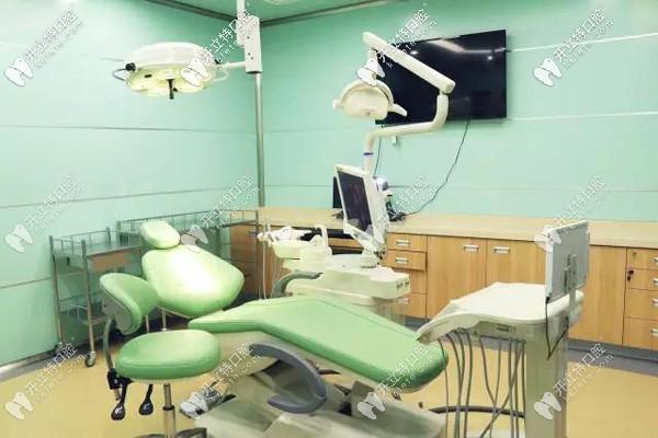 西宁韩美牙科诊室