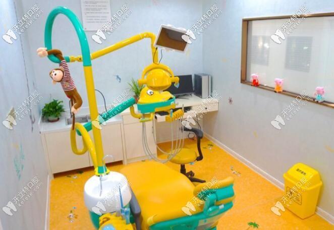 福州晋安区松鼠口腔儿童治疗室