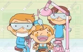 儿童看牙会比较配合