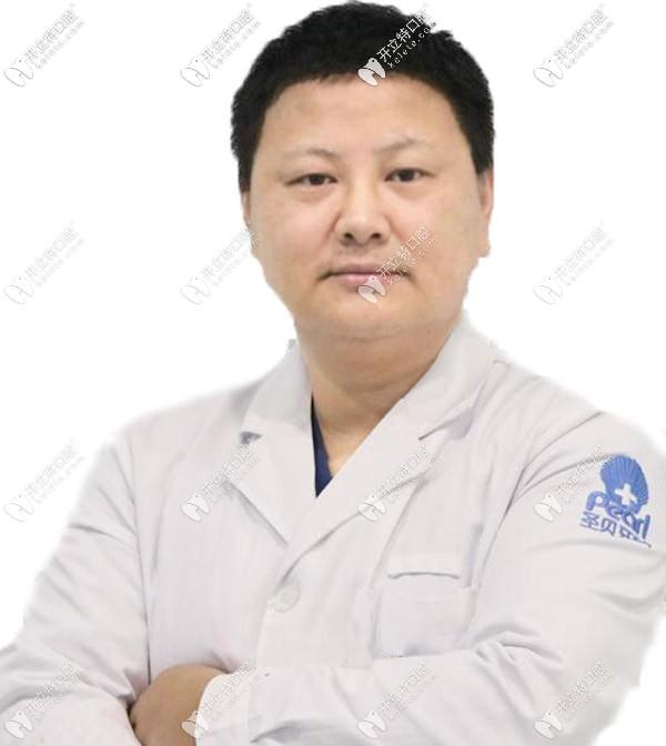 西安圣贝口腔门诊部李明勇