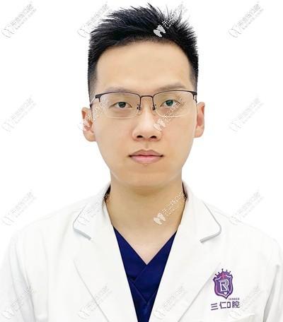 广州三仁口腔门诊部黎嘉俊