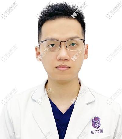 广州三仁口腔门诊全科医师黎嘉俊