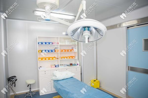 正颌手术室环境图