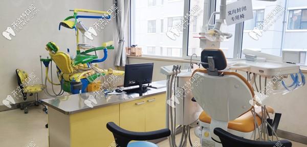 医院开设10多个配套科室