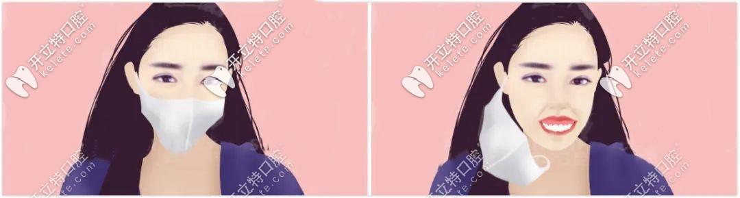 扬州隐形牙齿矫正价格表已送到,想不戴口罩也有高颜值?
