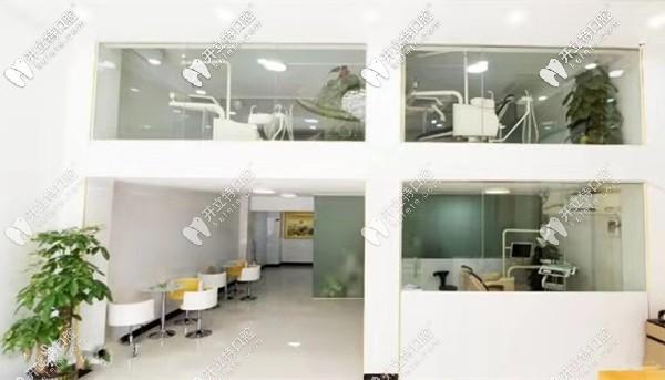 增城区大拇指口腔的室内环境