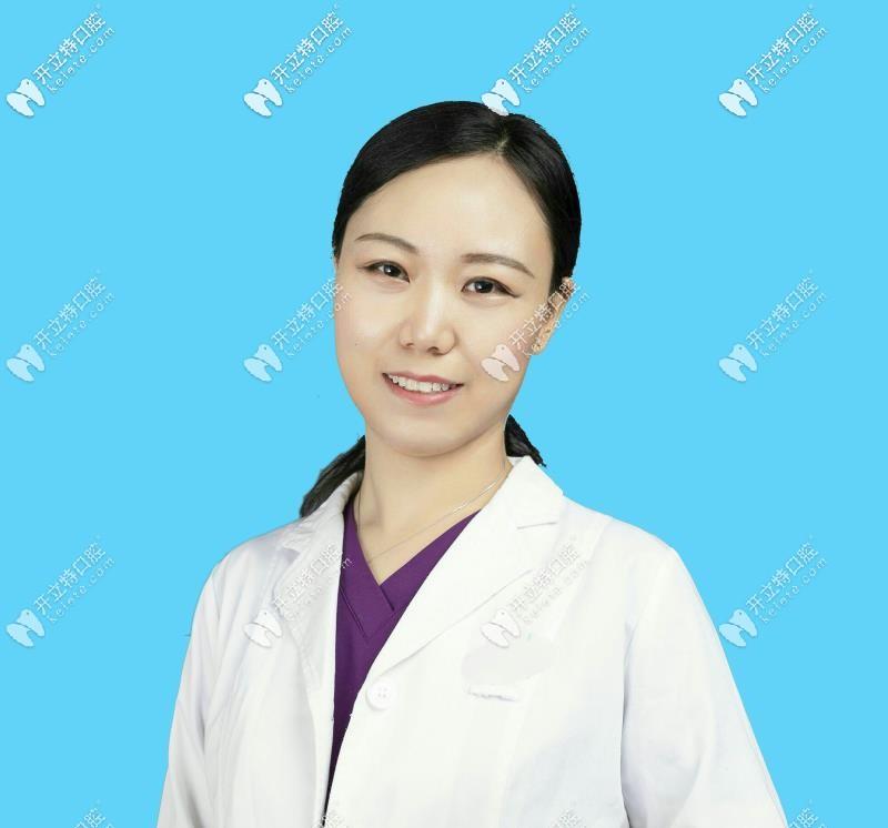 滁州固德口腔医生王洪