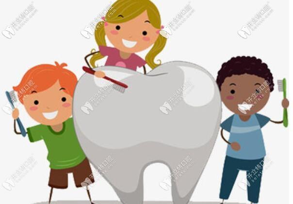 儿童牙治疗