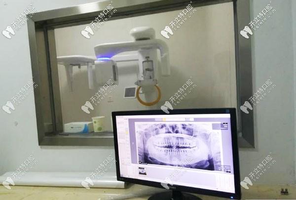 榆次欧美洁齿科拍片室