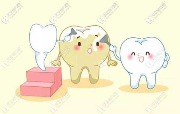 曙光牙齿美白特惠