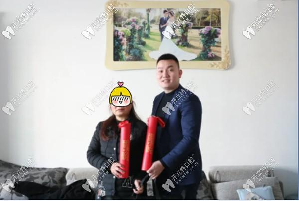 长沙美奥做6颗种植牙的郭阿姨真实感受:辣椒萝卜随便吃~