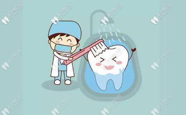 唐山口腔常规看牙收费
