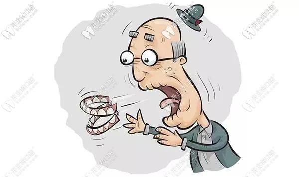 68岁朱老伯的幸福感来自到沈阳欢乐做了all-on-4半口种植牙后