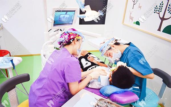 儿童早期干预矫正是青苗口腔的特色技术