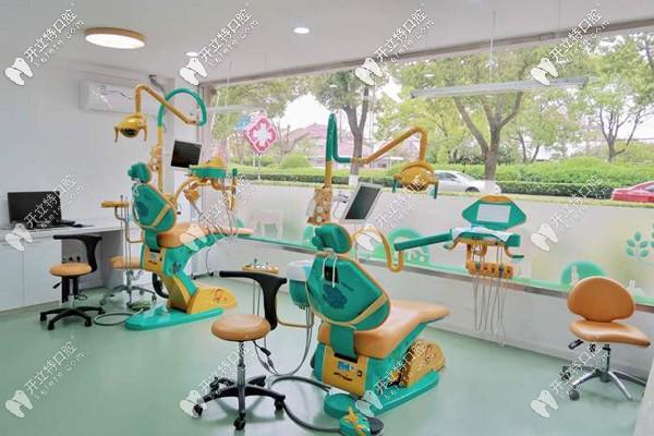 儿童治疗牙椅