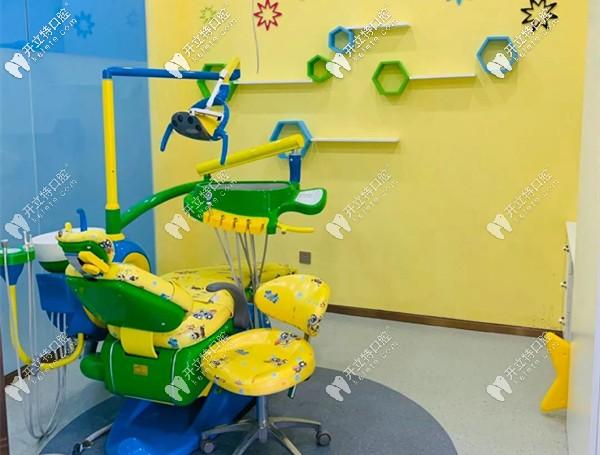 舒好口腔创办了威海市第1家儿童口腔专科门诊