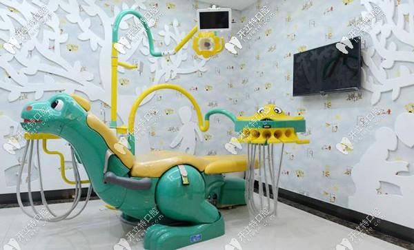 乌鲁木齐洪志口腔儿牙诊室
