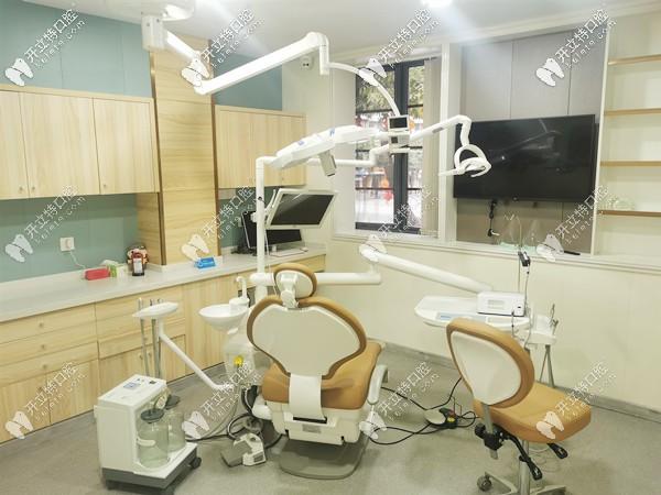 福州三栗鼠口腔独立治疗室环境