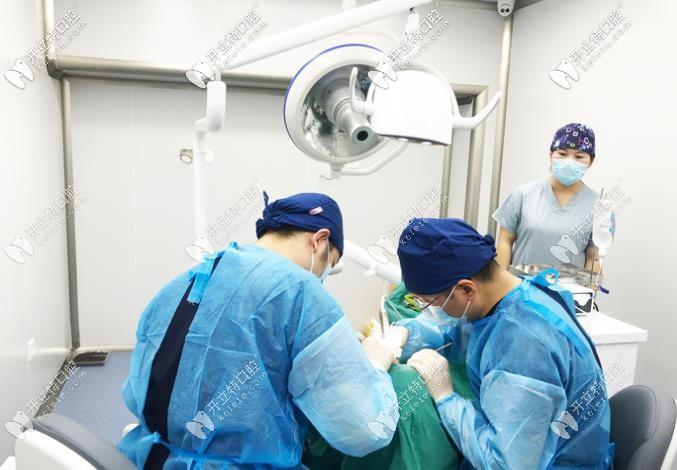 无菌种植手术室
