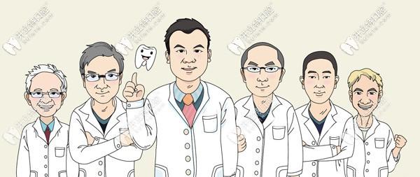 列出上海维乐口腔的医生团队:杨国平、翟建博等你熟悉吗