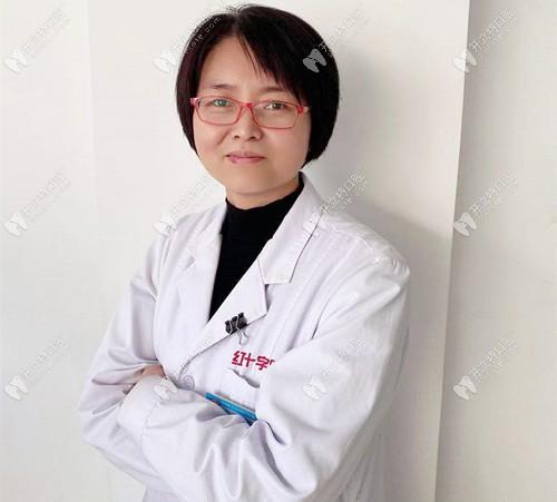 晋中欧美洁口腔全科医生刘艳