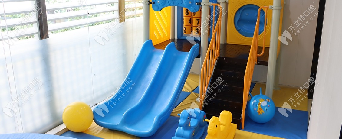 本院的儿童玩耍区