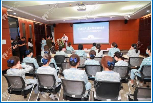 恭贺2021年暨大穗华口腔512国际护士节活动仪式成功启动