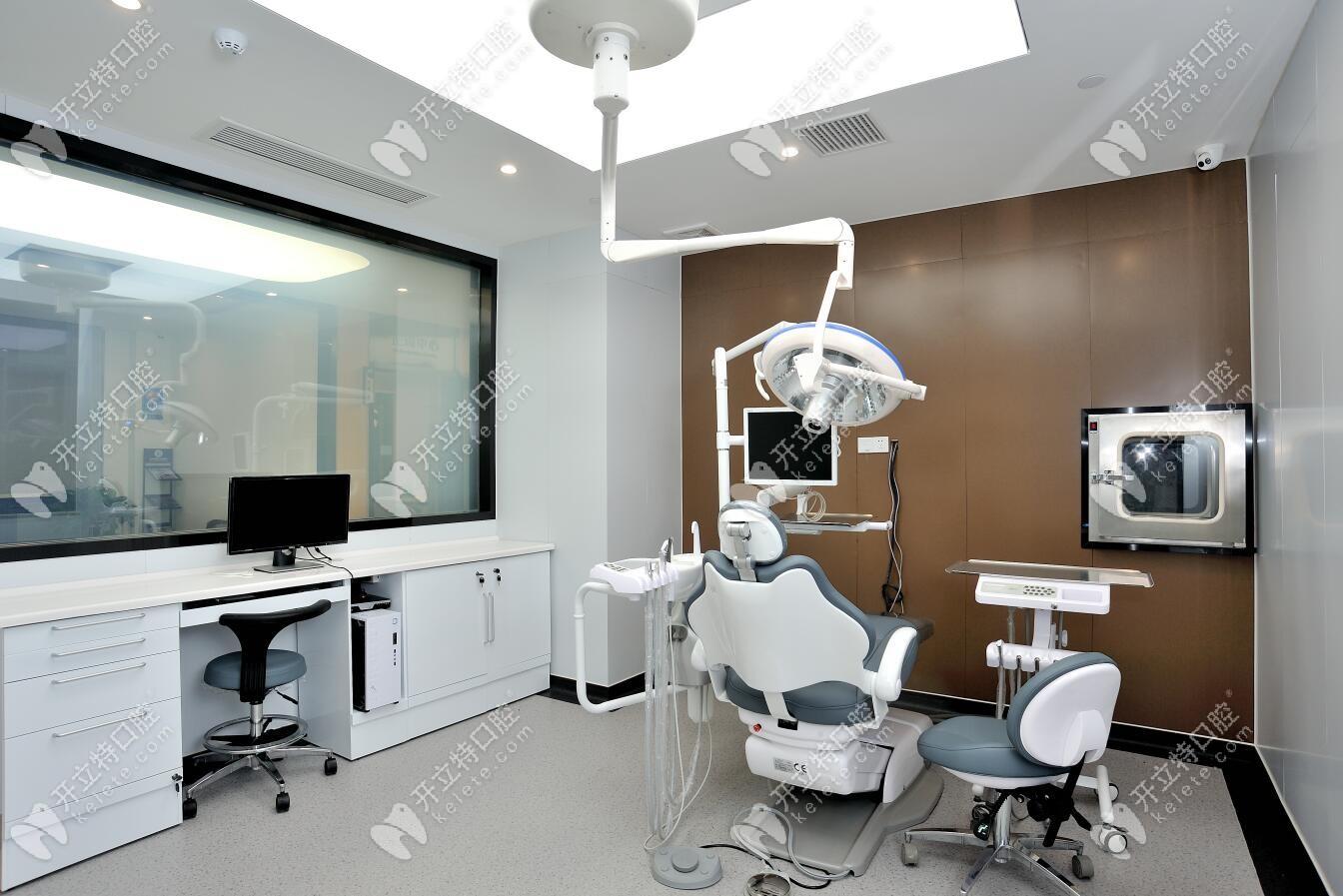 婺城口腔种植牙手术室