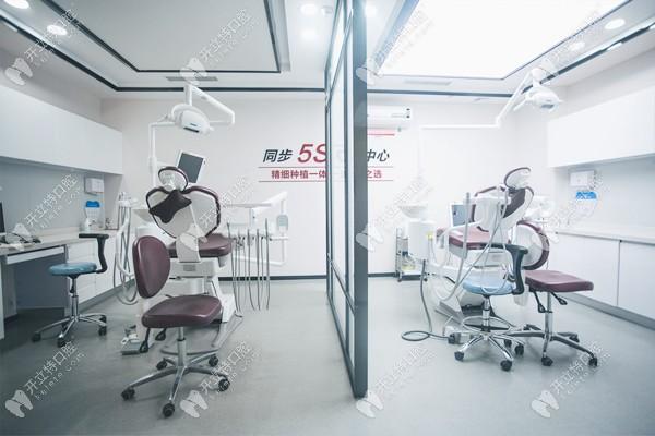 深圳同步齿科种植牙专用手术室